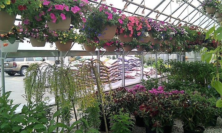 Greenhouse is Closed for the Season!