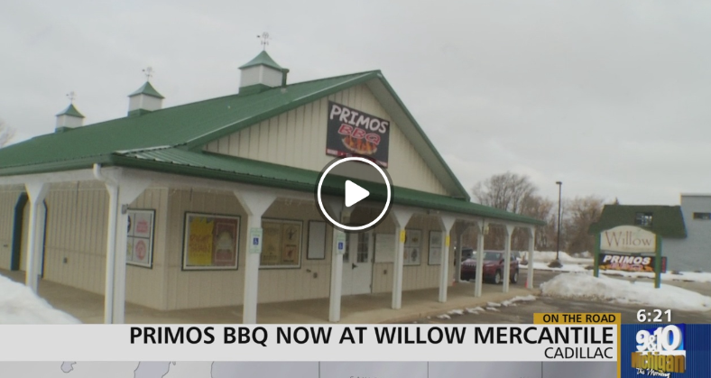 9&10 Morning Crew visits Willow & Primos!